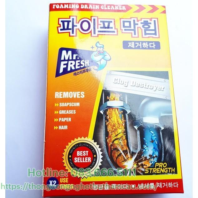 Bột thông cống Hàn Quốc (Korea)