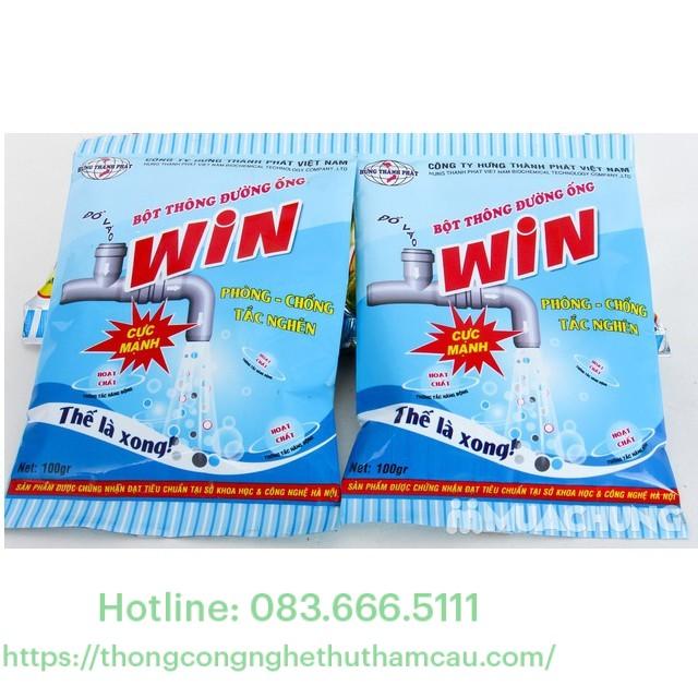Bột thông cống WIN – Thái Lan