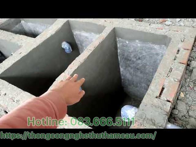 Hướng dẫn xây dựng bể Bastaf