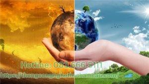 biến đổi khí hậu trên toàn cầu