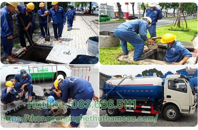 các dịch vụ vệ sinh tại Thịnh Phát