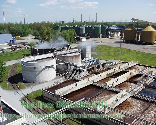 phương pháp xử lý nước thải